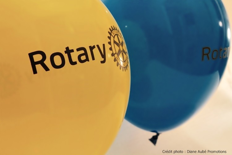Rotary - Vêtements et Items Promotionnels