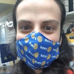 Rotary Mask