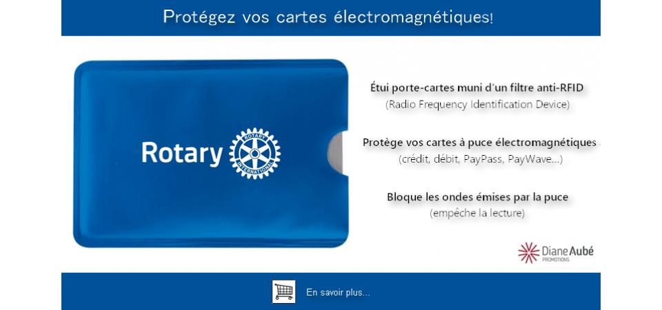 Etui porte-cartes avec filtre anti-RFID