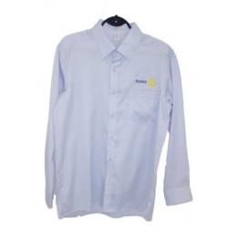 Chemise habillée carreaux léger pour homme