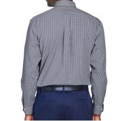 Chemise habillée à carreaux pour homme